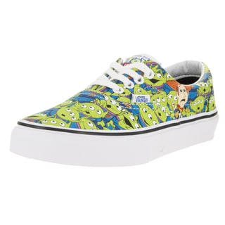 Vans Kids Authentic (Toy Story) Multicolored Canvas Skate Shoes
