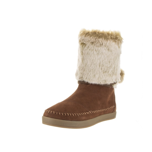 60e7202367b Shop Toms Women s Nepal Boots - Free Shipping Today - Overstock ...