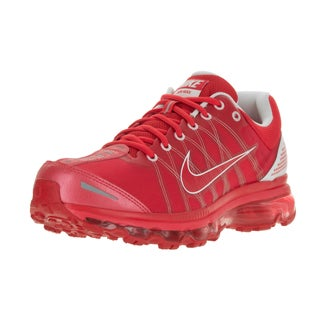 Nike Men's Air Max + 2009 Red Running Shoes