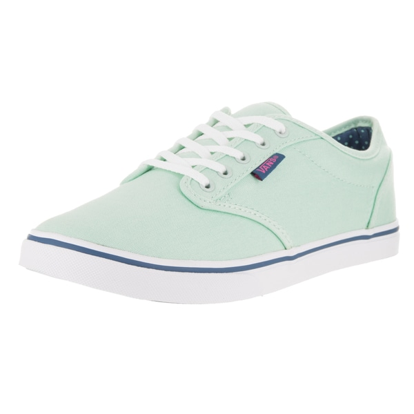 88d8c5d069 Shop Vans Women s Atwood Low Canvas Casual Shoes - Free Shipping On ...