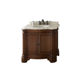 Ronbow Le Manns 36-inch Bathroom Vanity Set in Colonial Cherry