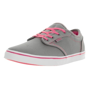 Vans Kids Atwood Low Canvas Casual Shoe