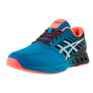 Asics Men's FuzeX Synthetic Leather Running Shoes