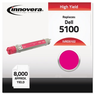 Innovera Compatible with 310-5809 (5100) Toner 8000 Yield Magenta