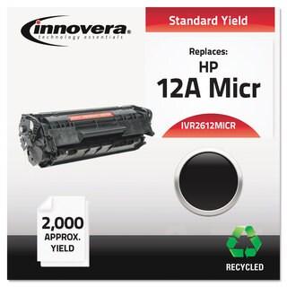 Innovera Remanufactured Q2612A(M) MICR Toner 2000 Yield Black