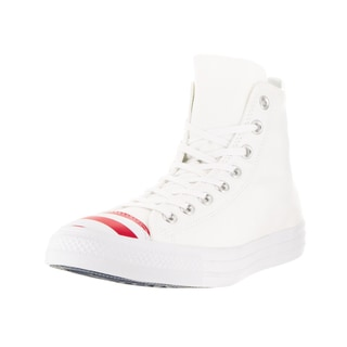 Converse Unisex Chuck Taylor All Star White Hi-top Basketball Shoes