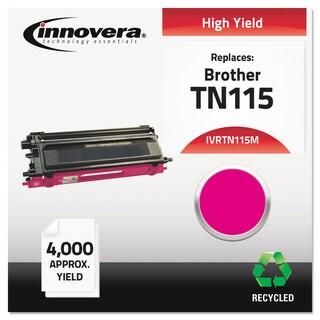 Brother TN115M High-Yield Toner Magenta