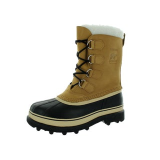 Sorel Men's Brown Rubber Caribou Boot