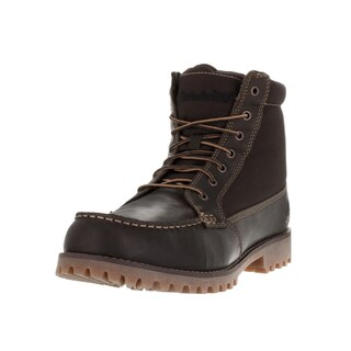 Timberland Men's Brown Leather Earthkeepers Oakwell Boot