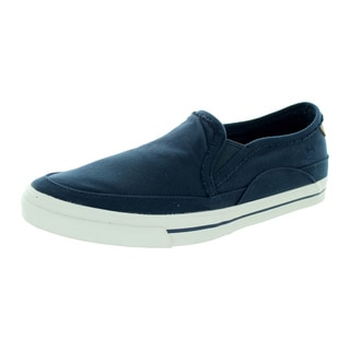 Timberland Men's Earthkeepers Hookset Blue Canvas Casual Shoe