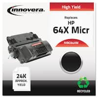 Innovera Remanufactured CC364X MICR Toner 24000 Yield Black
