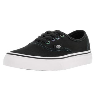 Vans Unisex Authentic Iridescnt Eyelets Skate Shoes