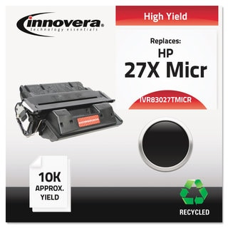 Innovera Remanufactured C4127X(M) MICR Toner 10000 Yield Black