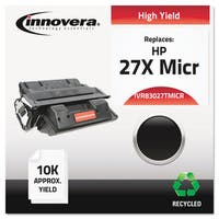 Innovera Remanufactured C4127X(M) MICR Toner 10000 Yield Black