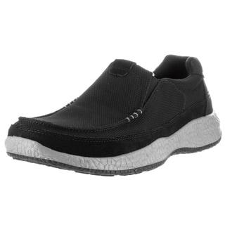 Skechers Men's Bursen-Kinto Black Casual Shoes