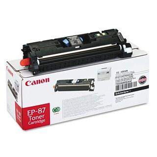 Canon EP87BK (EP-87) Toner Black