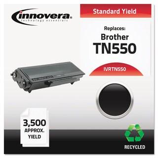 Innovera Remanufactured TN550 Toner, Black