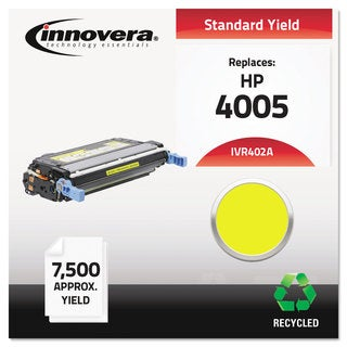Innovera Remanufactured CB402A (642A) Laser Toner 7500 Yield Yellow
