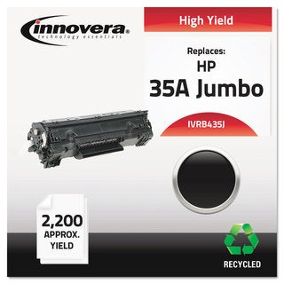 Innovera Remanufactured CB435A(J) (35A) Laser Toner 2200 Yield Black