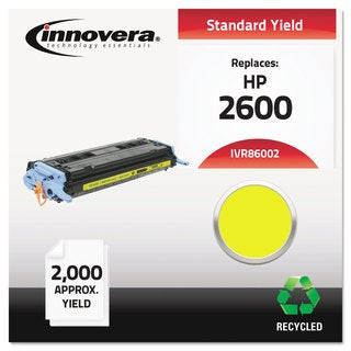 Innovera Remanufactured Q6002A (124A) Laser Toner 2000 Yield Yellow