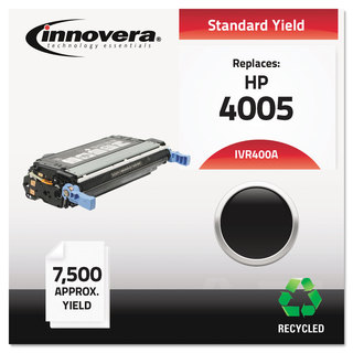 Innovera Remanufactured CB400A (642A) Laser Toner 7500 Yield Black
