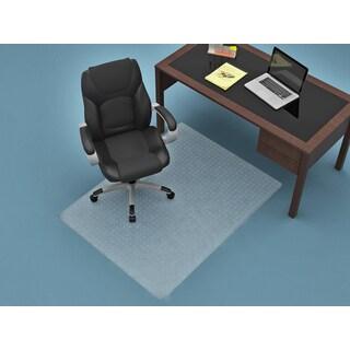 Clear 46-inch x 60-inch Rectangular Chair Mat