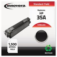 Innovera Remanufactured CB435A (35A) Laser Toner 1500 Yield Black