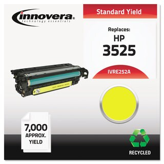 Innovera Remanufactured CE252A (504A) Laser Toner 7000 Yield Yellow