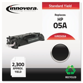 Innovera Remanufactured CE505A (05A) Laser Toner 2300 Yield Black
