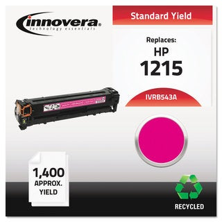 Innovera Remanufactured CB543A (125A) Laser Toner 1400 Yield Magenta