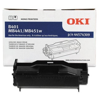 Oki 44574309 Drum Black