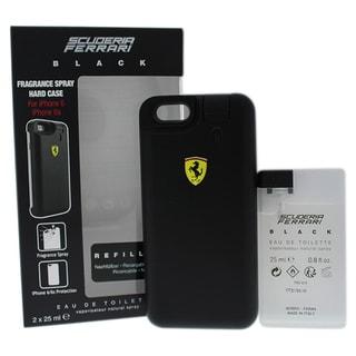 Ferrari Scuderia Black 2-piece Gift Set