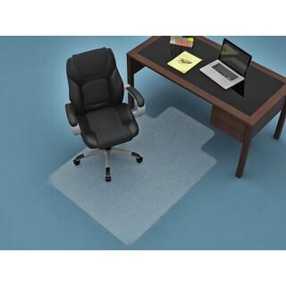 Clear PVC 45-inch x 53-inch Chair Mat