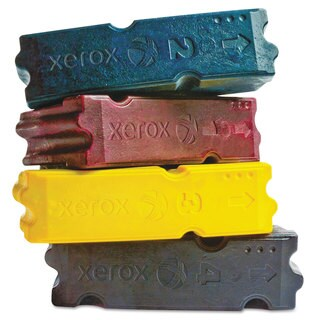 Xerox 108R00832 Ink Sticks 40,000 Page-Yield Black 4/Box