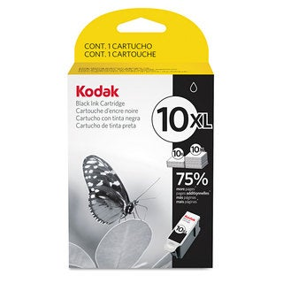 Kodak 2687315 (10XL) High-Yield Ink 770 Page-Yield Black