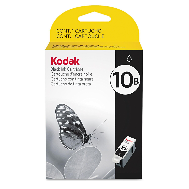 Kodak 1163641 (10B) Ink 425 Page-Yield Black (Black)