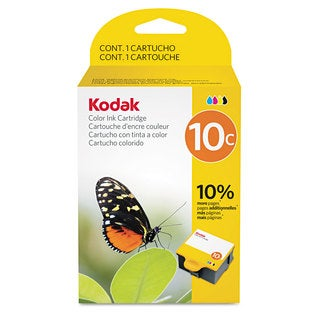 Kodak 8946501 (10C) Ink 420 Page-Yield Tri-Color