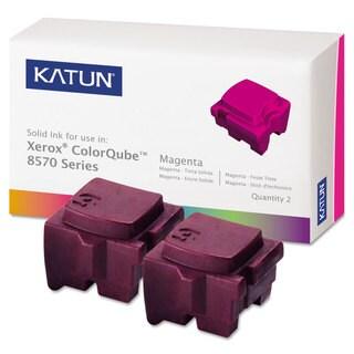 Katun 39397 Compatible 108R00927 Solid Ink Stick Magenta 2/Box