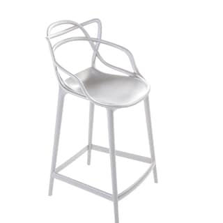Modway Plastic Entangled Bar Stool Free Shipping Today