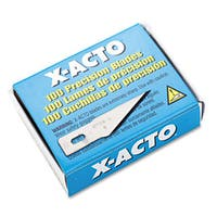 X-ACTO 2 Bulk Pack Blades for X-Acto Knives 100/Box