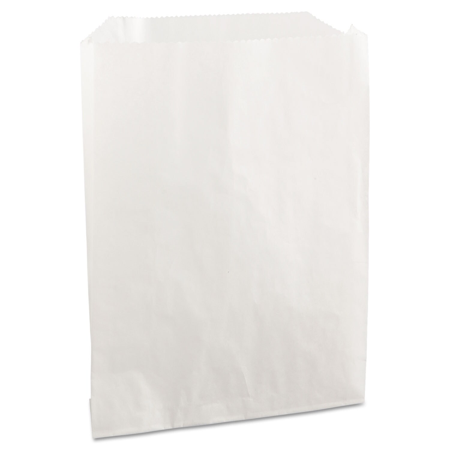 Bagcraft PB19 Grease-Resistant Sandwich/Pastry Bags 6 x 3...