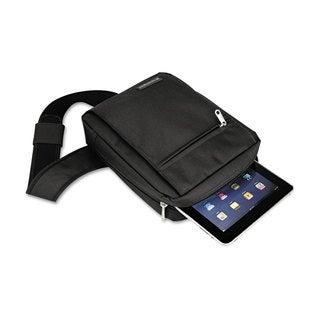 Kensington Sling Bag Nylon 18 x 13-1/2 x 11-1/2 Black