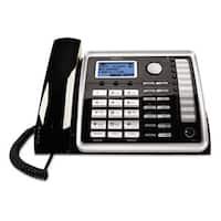 RCA ViSYS 25260 Two-Line Corded Wireless Speakerphone