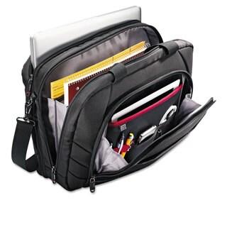 Samsonite Perfect Fit Adjustable Laptop System Case 16 1/2 x 4 3/4 x 12 3/4 Black