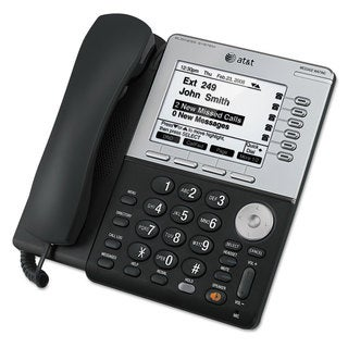 AT&T Syn248 SB35031 Corded Deskset Phone System For Use with SB35010 Analog Gateway