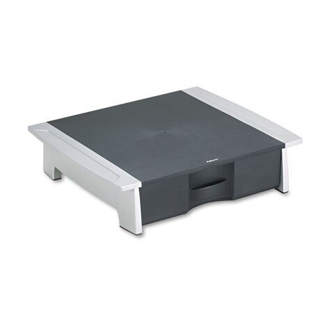 Fellowes Printer/Machine Stand 21 1/4 x 18 1/16 x 5 1/4 Black/Silver