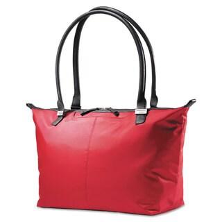 Samsonite Jordyn Ladies Laptop Bag 21 1/4 x 7 1/2 x 12 Nylon Red