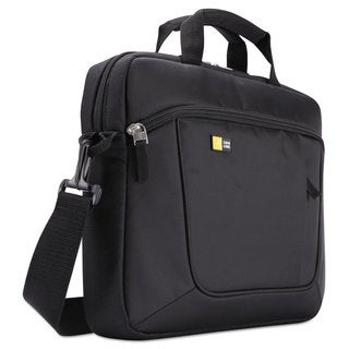 Case Logic Laptop and Tablet Case for 14.1 Laptop and iPad Slim Polyester Black