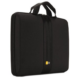 Case Logic Laptop Sleeve for Use with 13-inch Chromebook or Laptops 14 1/4 x 1 7/8 x 11 Black