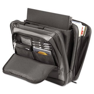 Targus CityLite Laptop Case 15.6-inch 13-1/2 x 4-3/5 x 17-1/2 Black/Grey